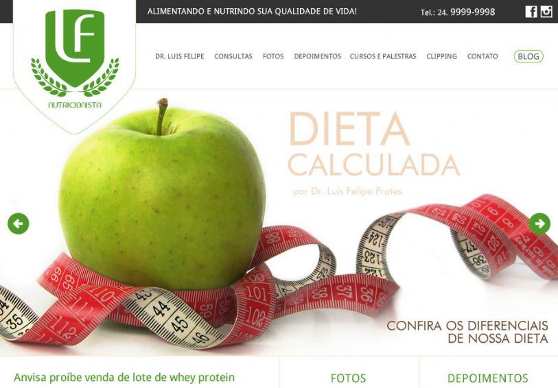 Luis Felipe Nutricionista