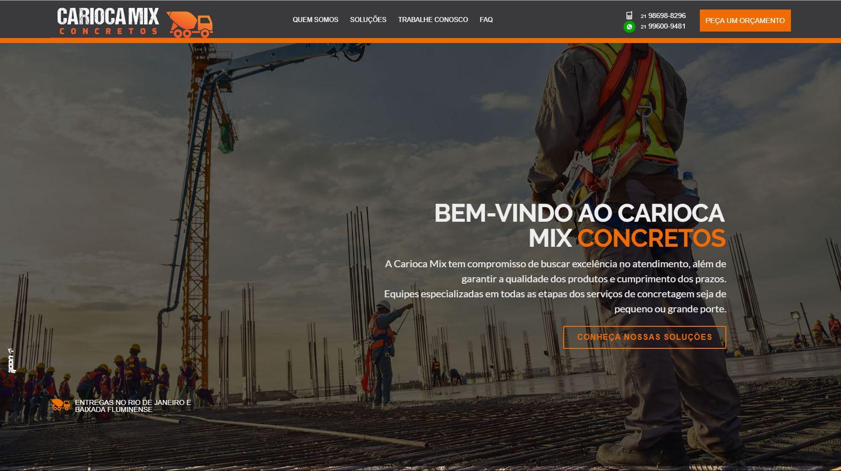 Carioca Mix Concretos