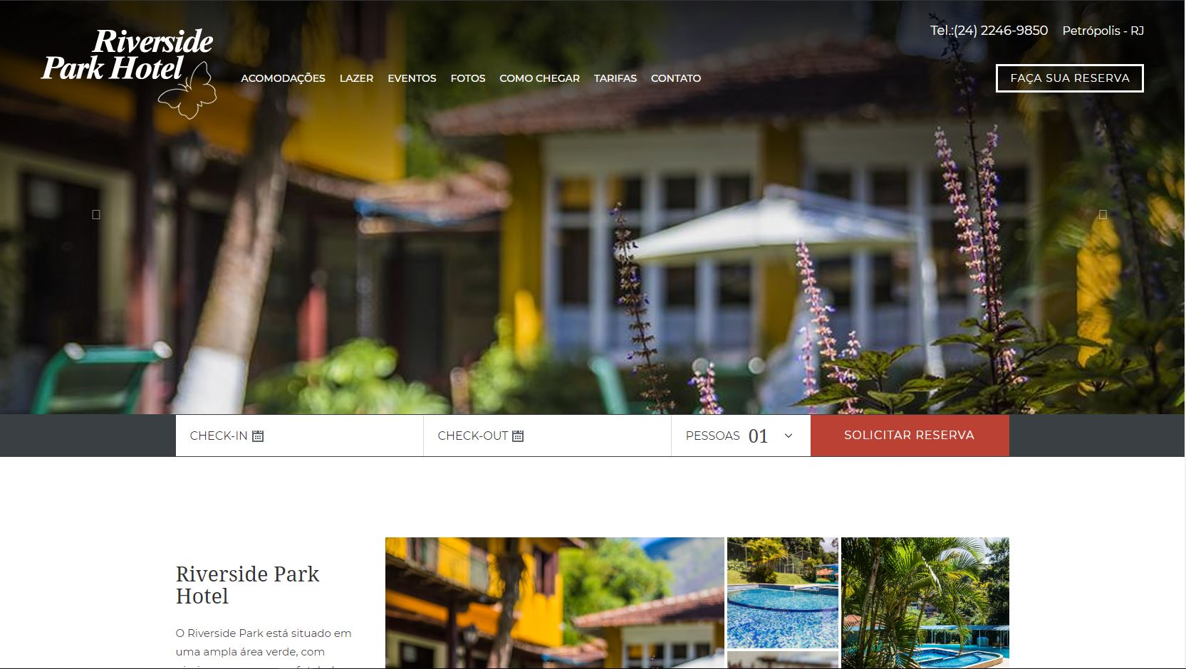 Riverside Park Hotel