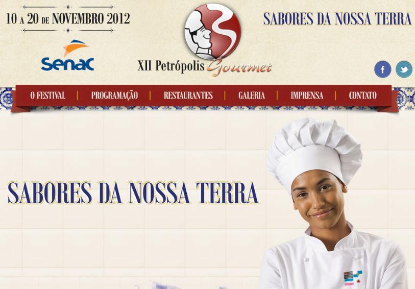 Petrópolis Gourmet 2012