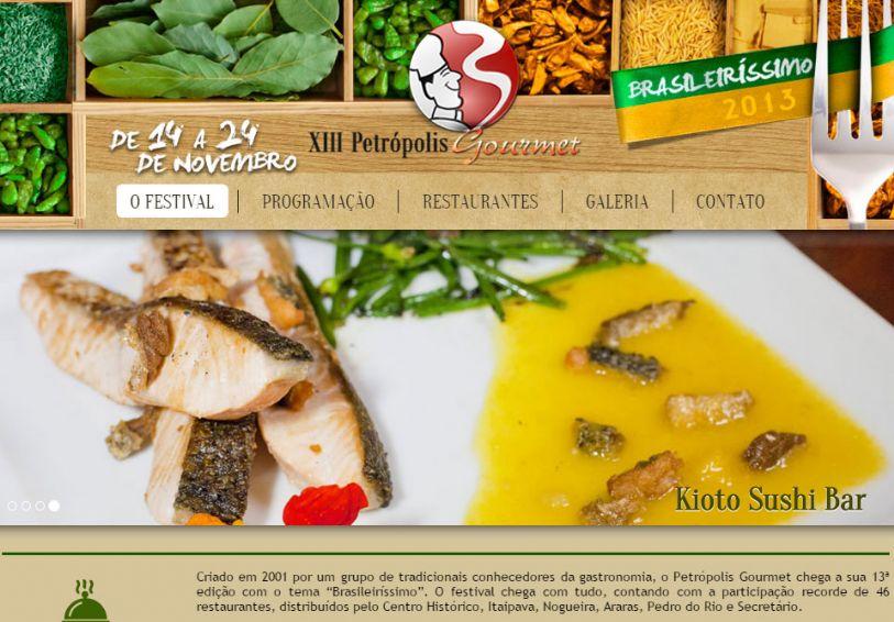 Petrópolis Gourmet 2013