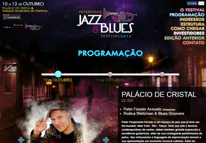 Petrópolis Jazz e Blues 2013