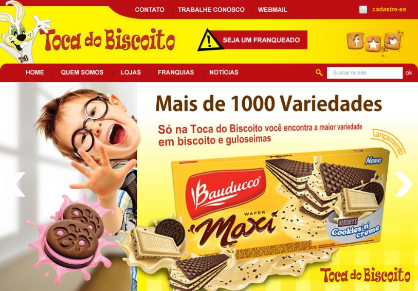 Toca do Biscoito